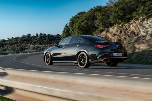 Mercedes CLA, i prezzi: si parte da 33.610 euro  (4)