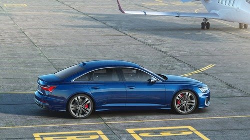 Audi S6 e S7, ora anche mild hybrid TDI (3)