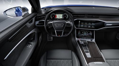 Audi S6 e S7, ora anche mild hybrid TDI (5)