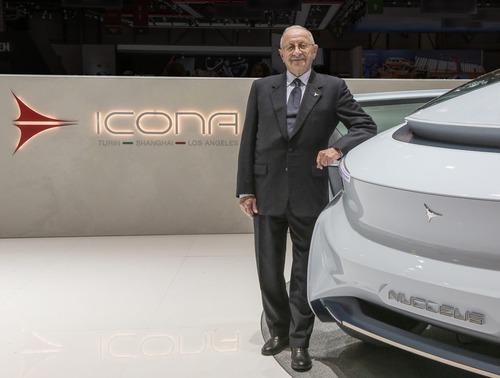 Icona Design Group: quando l'Italia veste l'auto cinese e non solo
