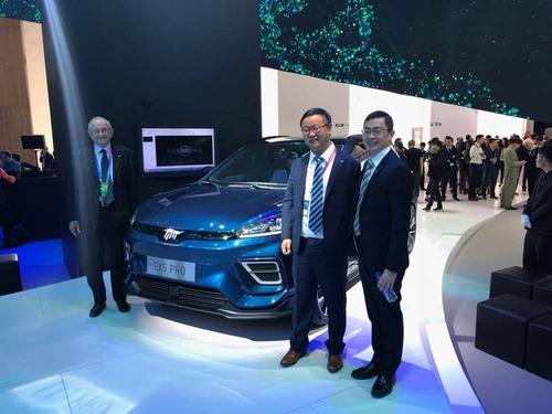 Icona Design Group: quando l'Italia veste l'auto cinese e non solo (8)