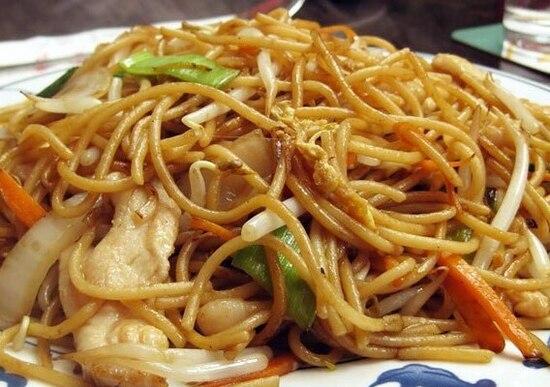 Le ricette di Guerini: noodles