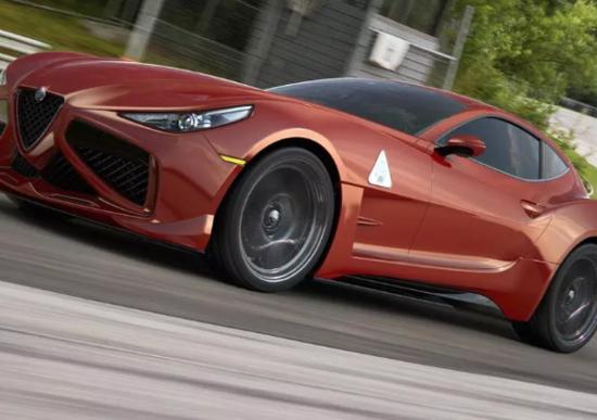 Alfa Romeo Coupé: nuovo concept che anticipa la futura GTV