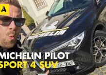 Nuovi Michelin Pilot Sport 4 SUV: la prova su Alfa Romeo Stelvio [video]