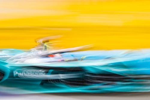 Formula E, E-Prix di Roma: vince Evans (6)