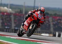 MotoGP. Dovizioso: Non ho il passo per recuperare