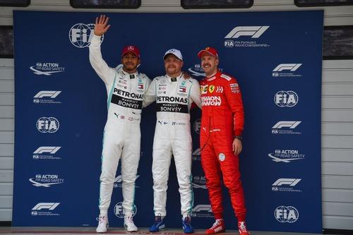F1, GP Cina 2019, Hamilton: «Doppietta speciale» (5)