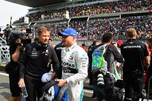 F1, GP Cina 2019, Hamilton: «Doppietta speciale» (9)