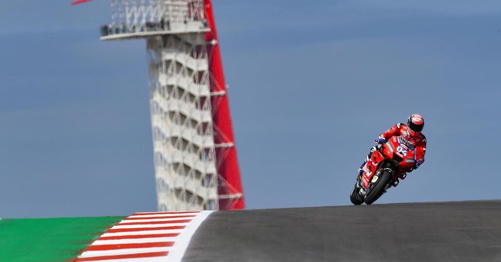 MotoGP 2019. Dovizioso: Ho sognato il podio