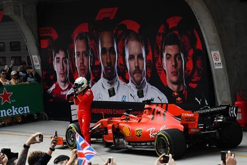 F1, GP Cina 2019: le pagelle di Shanghai (6)
