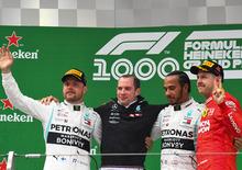 F1, GP Cina 2019: le pagelle di Shanghai