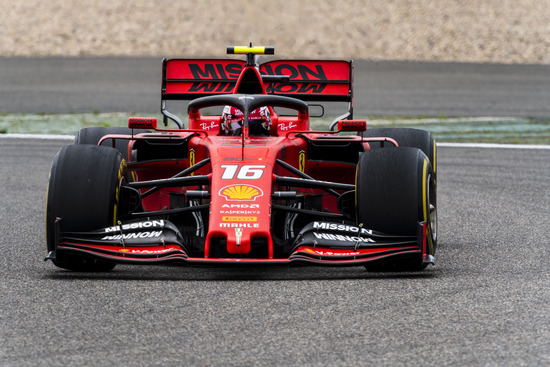 La Ferrari delude in Cina