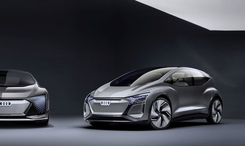 Audi AI:ME: compatta, spaziosa, autonoma (2)