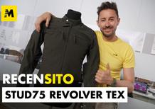 STUD75 Revolver Tex by Wheelup. Recensito giacca urban da moto