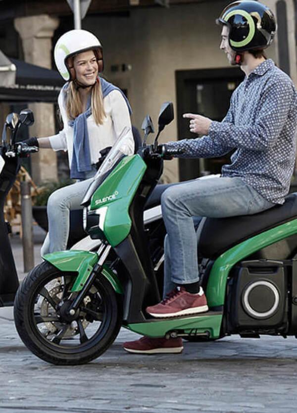 Gli scooter elettrici Silence alla conquista dellEuropa