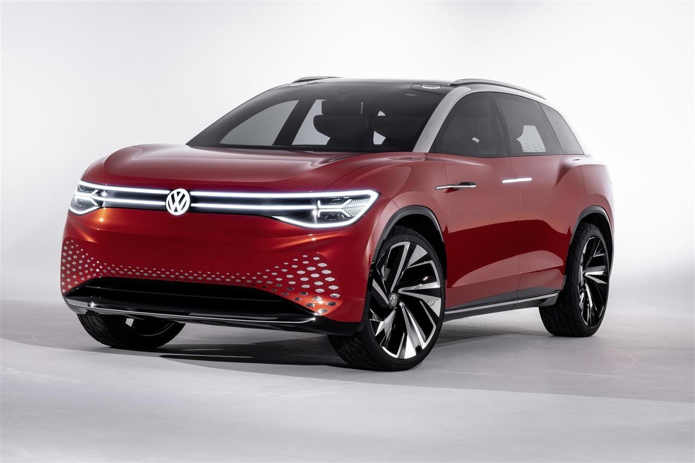 Volkswagen ID.Roomzz, debutto al Salone di Shanghai 2019