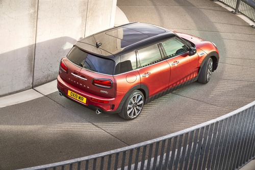 Mini Clubman restyling, debutto a Shanghai  (2)