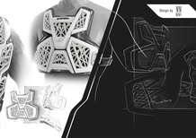 Acerbis Galaxy chest protector