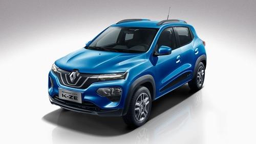 Renault City KZ-E, il piccolo SUV elettrico (2)