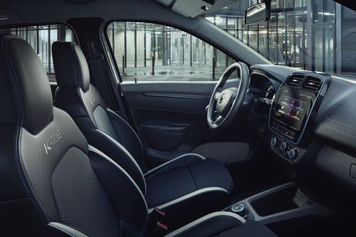 Renault City KZ-E, il piccolo SUV elettrico (8)