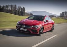 Mercedes CLA Coupé 2019. Torna la CLS compatta, diesel e benzina [Video]