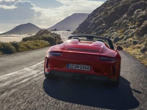 La nuova Porsche 911 Speedster: vecchio modello a chi? [video] (4)