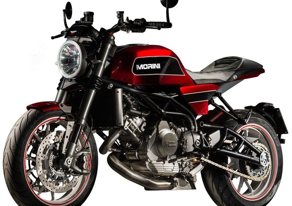 Moto Morini Milano 1200 Limited Ed. (2019 - 20)