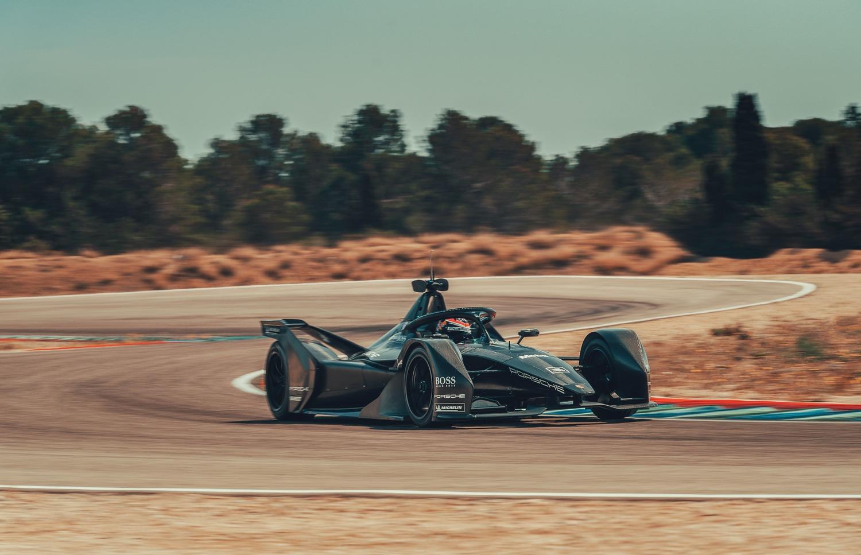 Formula E: Porsche, test in Spagna per il 2019/2020