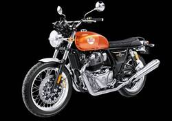 Royal Enfield Interceptor 650 (2019) nuova