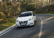 Nissan Micra GPL, solo per l'Italia