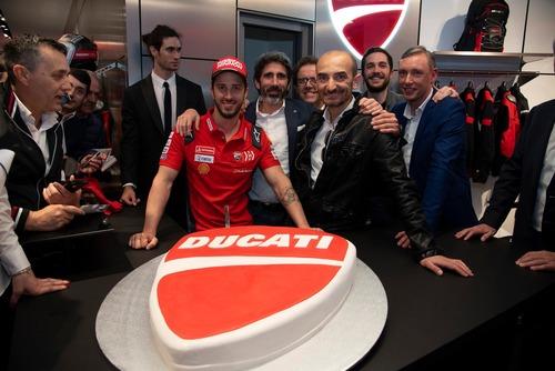 Ducati Roma: festa grande per la doppia location (2)