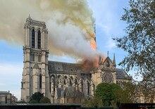 Incendio Notre-Dame, Parigi: Nissan dona 100mila € per la cattedrale, Michelin 1 milione, Total 100