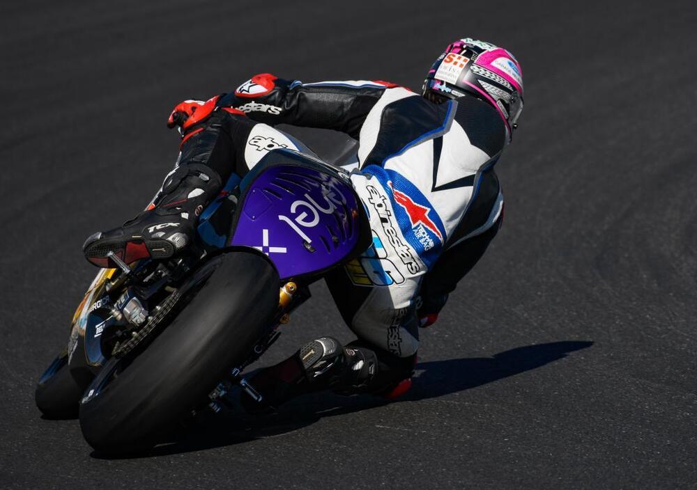 MotoE. Test in giugno, si tornerà in pista a Valencia