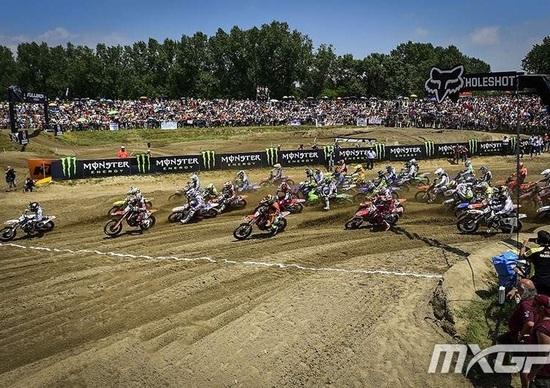 Dopo due anni di assenza il mondiale motocross torna a fare tappa a Mantova, l'11-12 Maggio