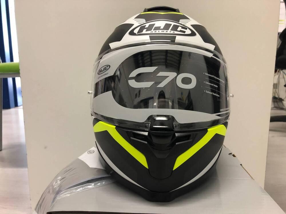 HJC C70 INTEGRALE Hjc Helmets (2)