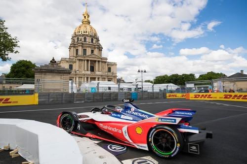 Formula E, E-Prix di Parigi: vince Frijns (2)