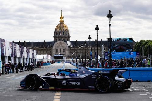 Formula E, E-Prix di Parigi: vince Frijns (6)