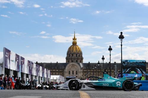 Formula E, E-Prix di Parigi: vince Frijns (9)