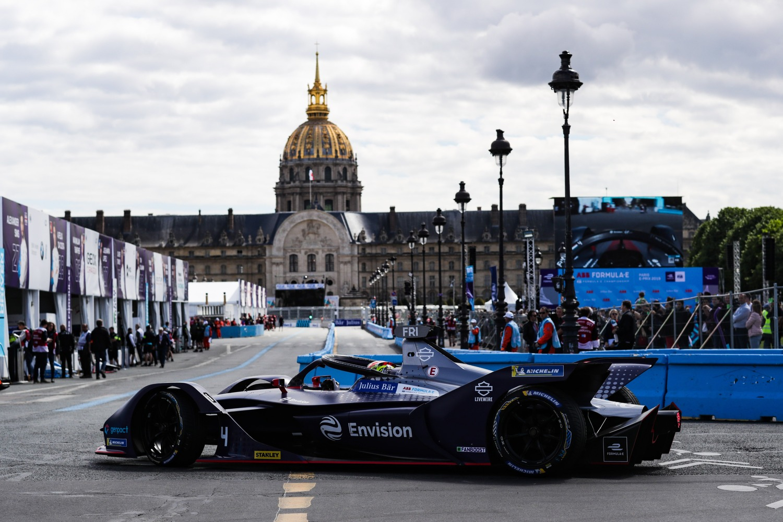 Formula E, E-Prix di Parigi: vince Frijns