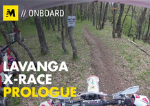 Onboard: Cross & Enduro Test (Prologo) Lavanga X-RACE