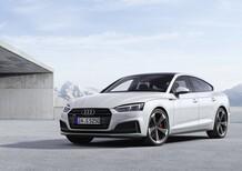 Audi S5 TDI: arriva il V6 3.0 diesel mild hybrid da 347 CV
