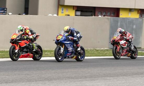 Gara Super sport 600