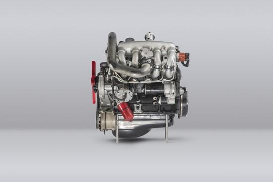 Un po' di storia con il motore della BMW 2002 TI del 1969