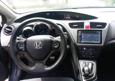 Honda Civic Station Wagon Tourer 1.6 i-DTEC Lifestyle ADAS del 2014 usata a Perledo