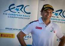 Andreucci torna al volante nel CIRT: sarà al Rally dell'Adriatico