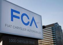 FCA in discesa, Giù le vendite USA e le quotazioni globali dei titoli: da comprare?