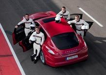 Porsche Panamera, 10 anni della berlina di Zuffenhausen