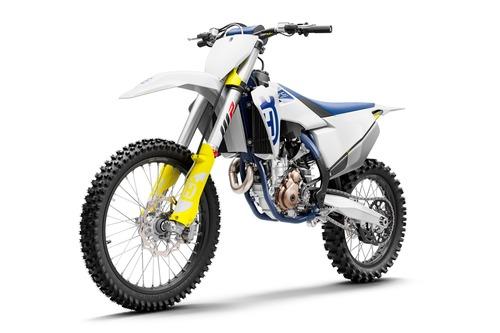 Husqvarna Motocross gamma 2020: sono nove i modelli (7)