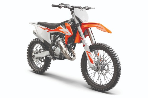 KTM SX 2020, le rinnovate Cross Ready To Race (4)