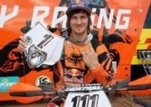 Taddy Blazusiak vince il Mondiale Indoor 2011 di Enduro